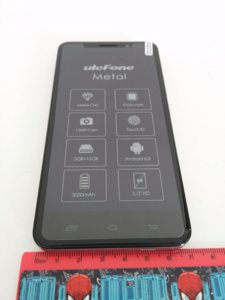 Mini Review UleFone Metal
