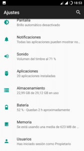 Lineage 14.1 (Android 7.1.2) para Nubia Z7 Max By MDSdev