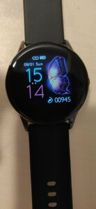 Review Smartwatch No.1  DT88