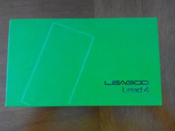 REVIEW LEAGOO LEAD 4 patrocinada por 3Amazing.